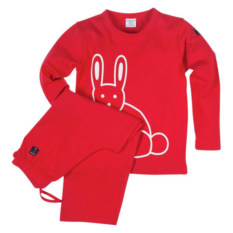 Polarn O.Pyret Animal Motif Pyjama Set