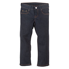 Buy Polarn O. Pyret Regular Fit Jeans, Dark Denim Online at johnlewis.com