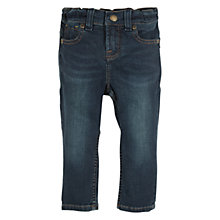 Buy Polarn O. Pyret Slim Fit Jeans, Navy Online at johnlewis.com
