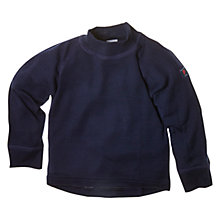 Buy Polarn O. Pyret Thermal Merino Top, Navy Online at johnlewis.com