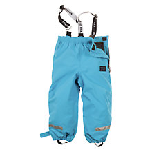 Buy Polarn O. Pyret Waterproof Trousers, Topaz Online at johnlewis.com
