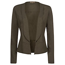 Buy Jigsaw Flame Cotton Jacket Online at johnlewis.com