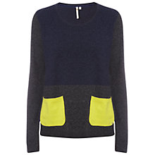 Buy White Stuff Everyday Jumper, Copenhagen Online at johnlewis.com