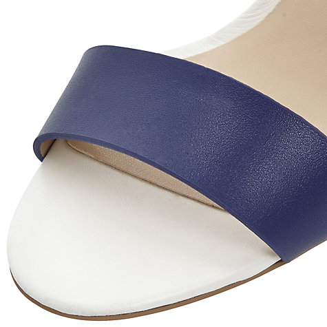 Buy Dune Friend Block Colour Heeled Sandals Online at johnlewis.com