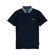 Buy Ted Baker Dazzler Cotton Polo Top Online at johnlewis.com