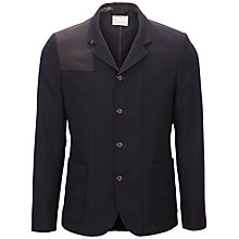 Buy Selected Homme Port Blazer, Navy Online at johnlewis.com
