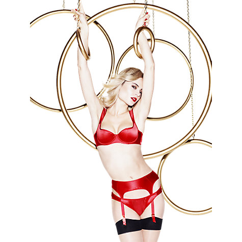 Buy L'Agent by Agent Provocateur Danita Thong, Red Online at johnlewis.com