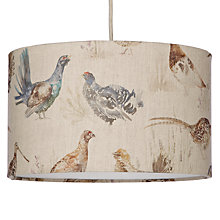 Buy Voyage Game Bird Cylinder Shade Online at johnlewis.com