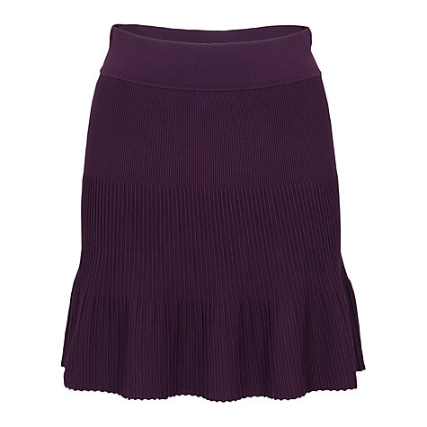 Buy French Connection Polly Pleated Skirt, Tonic Online at johnlewis.com