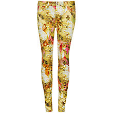 Buy Ted Baker Danelle Tea Pot Printed Jeans, Shell Online at johnlewis.com