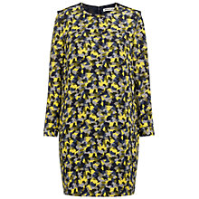 Buy Whistles Paloma Camouflage Dress, Multicolour Online at johnlewis.com