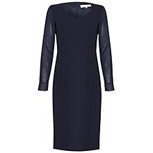 Buy Damsel in a dress Mimosa Dress, Navy Online at johnlewis.com