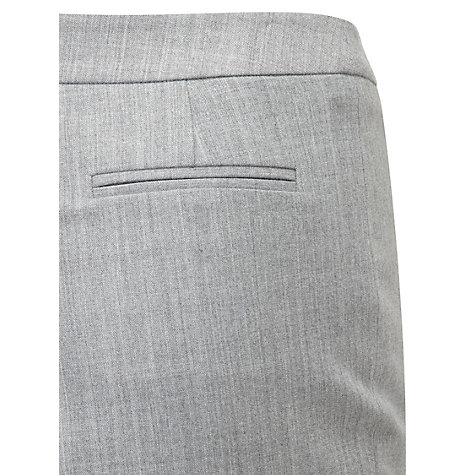 Buy Viyella Petite Trousers, Silver Grey Online at johnlewis.com