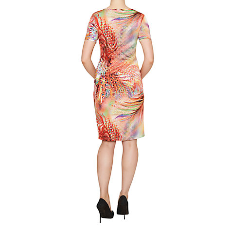 Buy James Lakeland Caserta Printed Dress Online at johnlewis.com