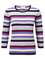 Viyella Striped Jumper