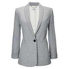 Buy Hobbs Collins Jacket, Navy/Multi Online at johnlewis.com