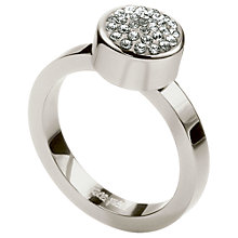 Buy Folli Follie Chic Crystal Cup Ring Online at johnlewis.com