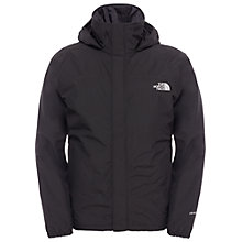 Buy The North Face Resolve Insulated Jacket, Black Online at johnlewis.com