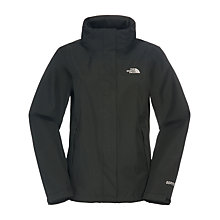 Buy The North Face Sutherland Waterproof Jacket, Black Online at johnlewis.com