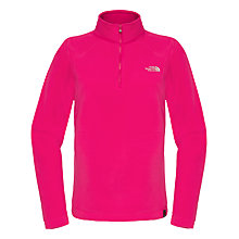 Buy The North Face 100 Glacier 1/4 Zip Fleece Online at johnlewis.com