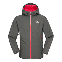 Buy The North Face Stratos Jacket, Grey Online at johnlewis.com