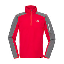 Buy The North Face Glacier Delta 1/4 Zip Fleece Online at johnlewis.com