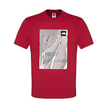 Buy The North Face Catchtheline T-Shirt Online at johnlewis.com