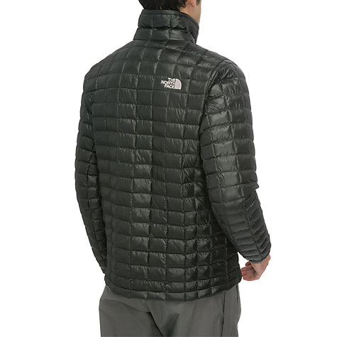 Buy The North Face Thermoball Quilted Jacket, Black Online at johnlewis.com