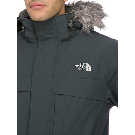 Buy The North Face Nanavik Mid-Length Parka Jacket Online at johnlewis.com