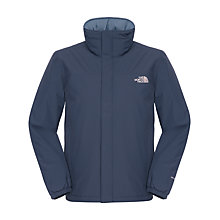 Buy The North Face Resolve Insulated Jacket, Blue Online at johnlewis.com
