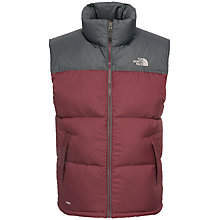 Buy The North Face Nuptse Two Tone Gilet Online at johnlewis.com
