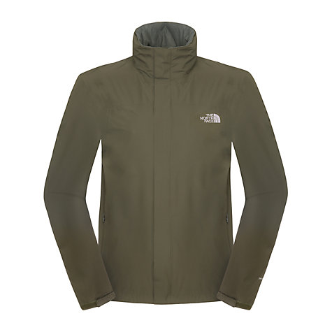 Buy The North Face Sangro Waterproof Jacket, Green Online at johnlewis.com