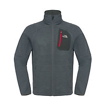 Buy The North Face Juno Full Zip Fleece, Grey Online at johnlewis.com