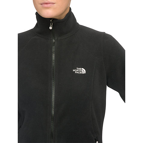 Buy The North Face 100 Glacier Full Zip Jumper Online at johnlewis.com