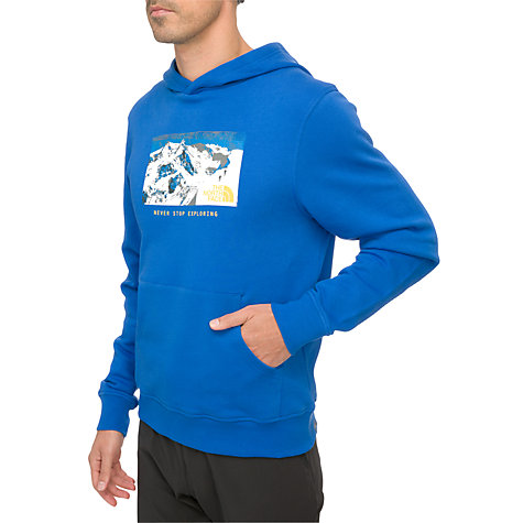 Buy The North Face Mountain Postcard Hoodie Online at johnlewis.com