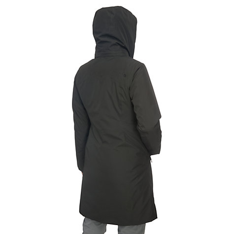 Buy The North Face Suzanne Triclimate 3-in-1 Trench Coat, Black Online at johnlewis.com