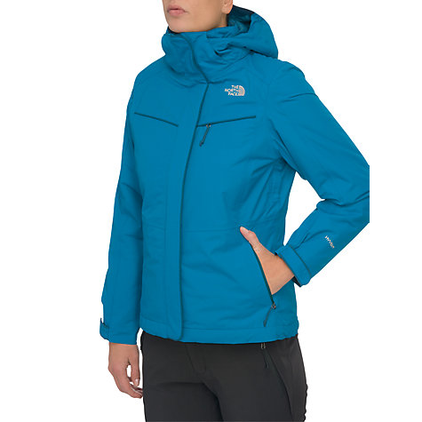 Buy The North Face Inlux Insulated Jacket, Blue Online at johnlewis.com