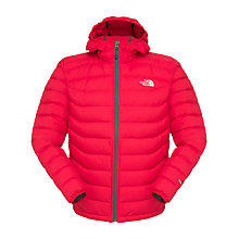 Buy The North Face Imbabura Hoodie Jacket, Red Online at johnlewis.com