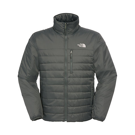 Buy The North Face Red Blaze Jacket, Grey Online at johnlewis.com