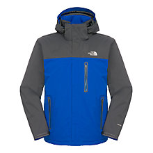 Buy The North Face Plasma Thermal Jacket, Blue/Grey Online at johnlewis.com