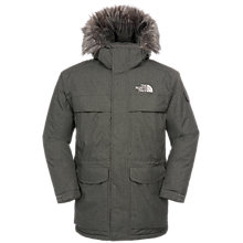Buy The North Face McMurdo Parka Jacket, Grey Online at johnlewis.com