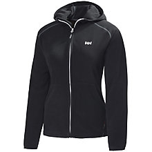 Buy Helly Hansen Daybreaker Full Zip Hoodie, Black Online at johnlewis.com