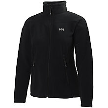 Buy Helly Hansen Zera Full Zip Fleece, Black Online at johnlewis.com