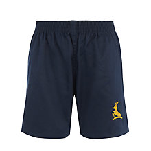 Buy Colfe's School Unisex PE Shorts, Navy Blue Online at johnlewis.com
