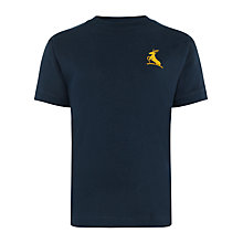 Buy Colfe's School Unisex Sports T-Shirt, Navy Blue Online at johnlewis.com