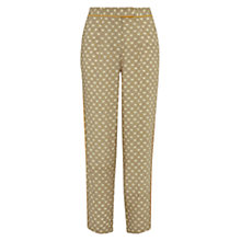 Buy NW3 by Hobbs Ella Trousers, Banoffee Multi Online at johnlewis.com