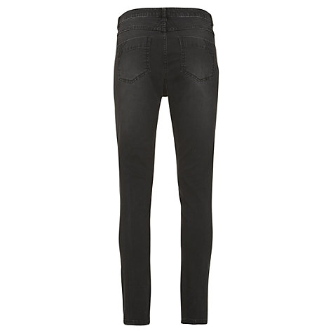 Buy Mint Velvet Double Zip Jeans Online at johnlewis.com