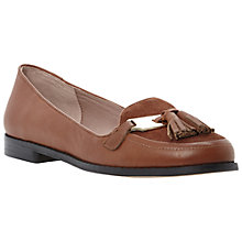 Buy Dune Limerick Tassel Loafers Online at johnlewis.com