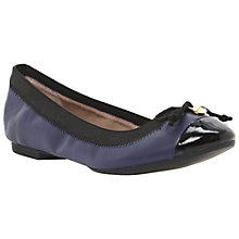 Buy Dune Marisad Ballerina Pumps Online at johnlewis.com