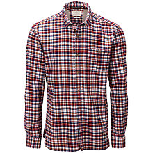 Buy Selected Homme Click Check Long Sleeve Shirt Online at johnlewis.com